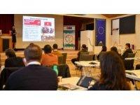 """""""Sürdürülebilir Kalkınma İçin STK'lar"""" projesi eğitimlerinin Eskişehir programı gerçekleştirildi"""