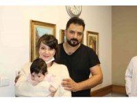 Doğuştan makatı tıkalı doğan bebeği tek ameliyatla tedavi etti