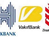 Kamu bankaları kredi faizlerini Merkez Bankası'nın indirdiği seviyeye çekti