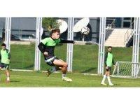 Bursaspor'da Balıkesirspor maçı hazırlıkları tamamlandı