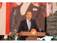 Cumhurbaşkanı Ersin Tatar, Hatay'da Kıbrıs gazileri ile buluştu