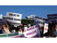 """Trabzon'da """"vahşi çöp depolama"""" tepkisi"""