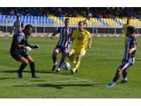 TFF 3. Lig: Fatsa Belediyespor: 0 - Artvin Hopaspor: 0