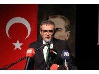"""AK Parti Sözcüsü Mahir Ünal: """"Karşımızda AK Parti ve Erdoğan düşmanlığı, Türkiye düşmanlığına dönüşmüş bir yapı var maalesef"""""""