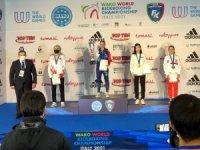 Büyükşehir sporcusundan dünya şampiyonası başarısı