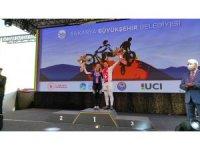 BMX Supercross Dünya Kupası'nın 5'inci tur yarışları sona erdi