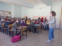 Gürpınarlı öğrencilere 'Biyolojik çeşitlilik' eğitimi