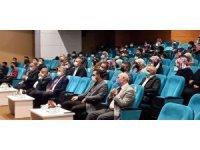 """""""Peygamberimiz ve Vefa Toplumu"""" konulu konferans düzenlendi"""