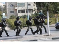 İsrail güçlerinden hapishanelerdeki Filistinlilere destek yürüyüşüne sert müdahale