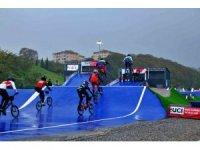 BMX Supercross Dünya Kupası'nın 6'ncı tur yarışları sona erdi