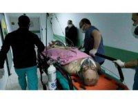 Tamir ettikleri minibüsün altından ezilen 1 kişi öldü, 1 kişi ağır yaralandı