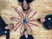 Cimnastik Şampiyonasına Manisa BBSK damgası