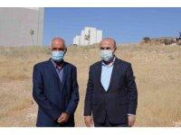 Mardin Büyükşehir Belediyesinden Gara Şehidine vefa