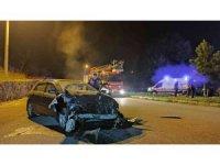 Kazada ağır yaralanmıştı acı haberi geldi