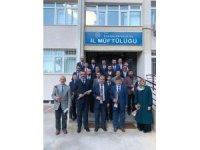 Eskişehir'in kurra hafızları kursu tamamlandı