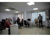 Şanlıurfa'da engellilere yönelik e-kpss kursu