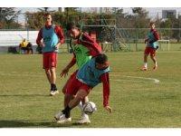 Eskişehirspor Ziraat Türkiye Kupası karşılaşmasına hazırlanıyor