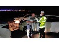 Gaziantep'te 33 araç trafikten men edildi
