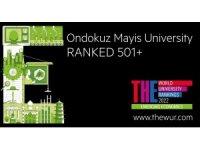 OMÜ, 'THE Gelişmekte Olan Ekonomiler Üniversite Sıralaması'nda