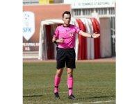 Kayserispor - Artvin Hopaspor maçını Taşkınsoy yönetecek