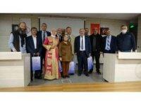 Şehrin şairleri OMÜ'de üniversitelilerle buluştu