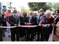 Samsun'da 'Sanat Çarşısı' açıldı