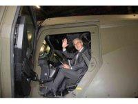 Kara Kuvvetleri Komutanlığı'na yeni lojistik destek aracı