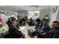 MÜSİAD ve Çelik- İş Başkanları, yeni projelerini anlattı