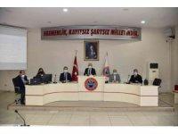 Soma OSB Müteşebbis Heyet Toplantısı yapıldı
