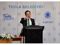 Başkan Yazıcı büyükelçilere Mehmet Akif'in şiiriyle cevap verdi