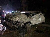 Tokat'ta cip uçuruma yuvarlandı: 3 ölü, 1 yaralı