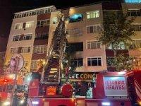 Gaziosmanpaşa'da kardeşiyle kavga etti, evi ateşe verdi