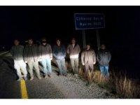 Kaçak avcılar Av Koruma Memuruna silahla saldırdı