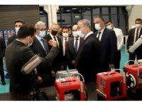 Savunma Sanayii Başkanı Demir, MTOSB'de sanayicilerle buluştu