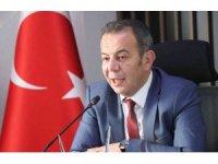 Başkan Özcan'dan Cumhurbaşkanına destek