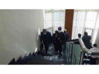 Vali Karaloğu, Türkiye Ermenileri 85. Patriği Maşalyan'nı makamında kabul etti