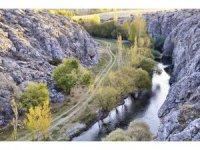 Hurman Kanyonu görenleri kendine hayran bırakıyor