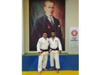Diyarbakırlı judocu Fransa'da madalya peşinde