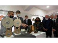 Anadolu medeniyetlerinin izlerini taşıyan 199 eser görücüye çıktı