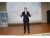 """Prof. Dr. Demir: """"Türkiye'nin küresel bir güç olmasını sağlayacak zinciri kurmalıyız"""""""