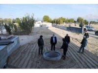 Isparta'da itfaiye personeline dünya standartlarında eğitim sahası
