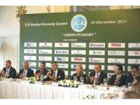 İstanbul Ekonomi Zirvesi 'Yeşil Ekonomi' temasıyla gerçekleşecek