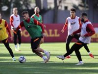 Galatasaray'da Gaziantep FK mesaisi başladı
