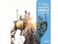 Türk sanayisi yüksek enerji verimliliği potansiyeline sahip
