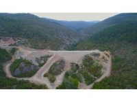 Aldeğirmen Barajı 14 bin 650 dekar tarım arazisinin sulanmasını sağlayacak