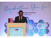 """TSE, İzmir'de """"Standartlara Yön Ver"""" semineri gerçekleştirdi"""
