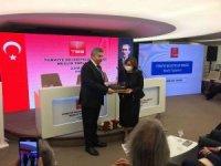 Bünyan Belediyesi'nin projesine TBB'den büyük ödül