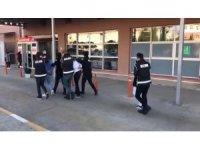 Tekirdağ'da suç örgütüne operasyon: 10 gözaltı