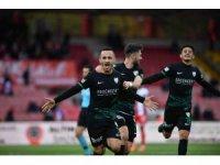 Bursaspor'un kupadaki rakibi Ceyhanspor