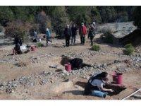 Özlüce fosil kazıları 9 yıl aradan sonra tekrar başladı